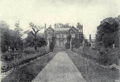 Ferney Hall Darwin Country Ferney Hall Photograph from Leach39s County Seats