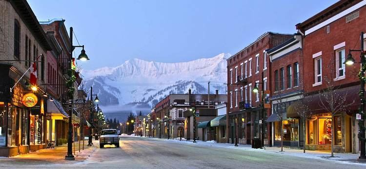 Fernie, British Columbia tourismferniecomuploadscontentgalleryDowntown
