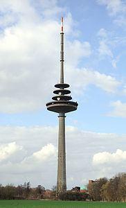 Fernmeldeturm Münster httpsuploadwikimediaorgwikipediacommonsthu