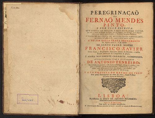 Fernão Mendes Pinto Fernao Mendes Pinto Alchetron The Free Social Encyclopedia