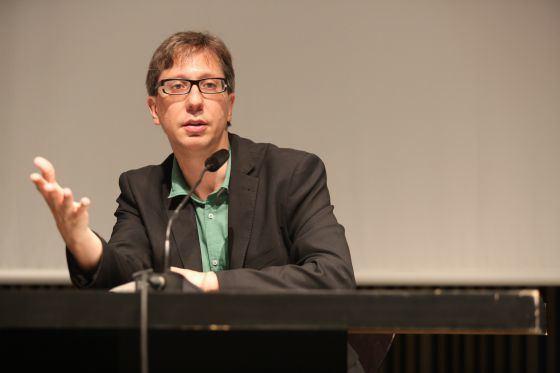 Ferran Barenblit Ferran Barenblit nuevo director del Macba Catalua EL