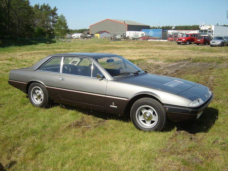 Ferrari 365 GT4 2+2, 400 and 412