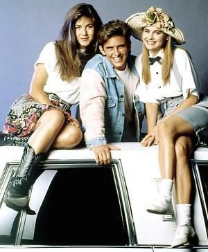 Ferris Bueller (TV series) Jennifer Aniston Dated Ferris Bueller Show Costar Charlie Schlatter
