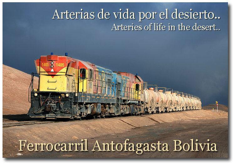 Ferrocarril de Antofagasta a Bolivia wwwmarkusworldwidechRailwaysChileFCABDSC744