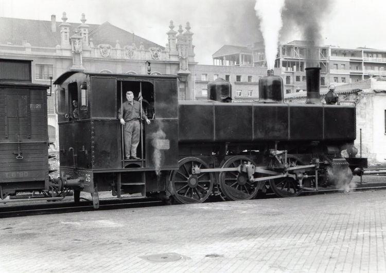 Ferrocarril de Langreo wwwspanishrailwaycomwpcontentuploadsFerrocar