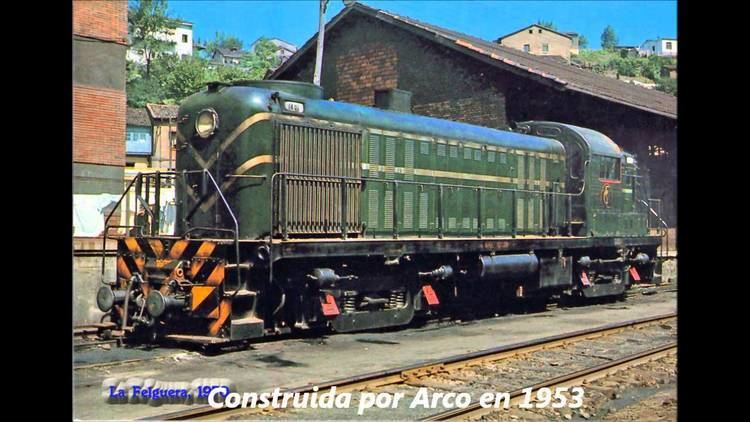 Ferrocarril de Langreo Ferrocarril de Langreo Asturias YouTube