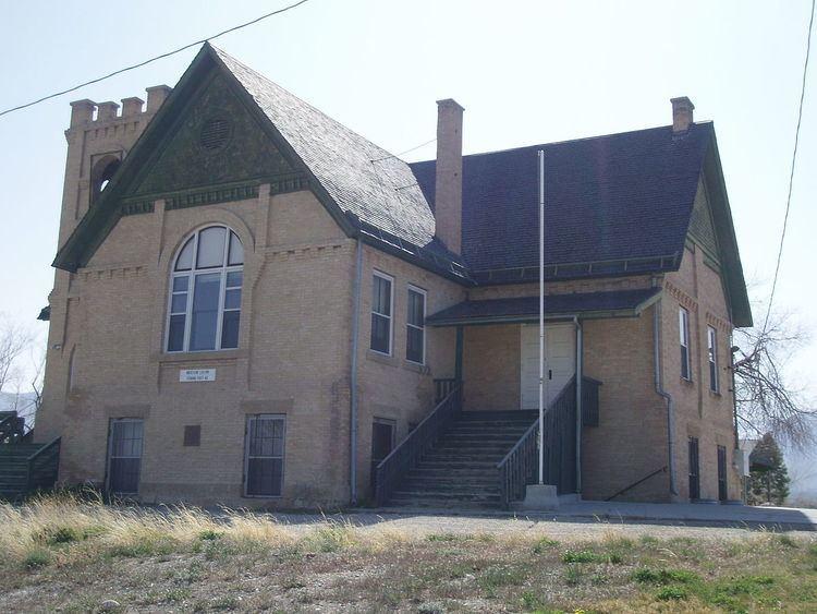Ferron Presbyterian Church and Cottage