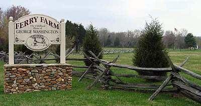 Ferry Farm Washington39s Ferry Farm Driving Directions