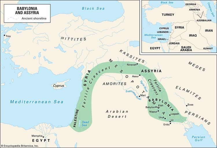 Fertile Crescent Fertile Crescent region Middle East Britannicacom