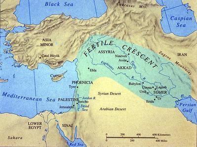 Fertile Crescent middleeasternregion Fertile Crescent