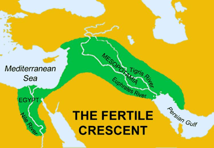 Fertile Crescent Mesopotamia and the Fertile Crescent mrdowlingcom