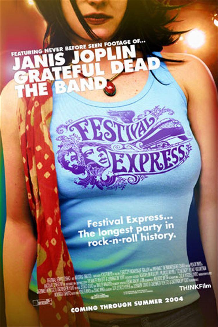 Festival Express wwwgstaticcomtvthumbmovieposters34577p34577