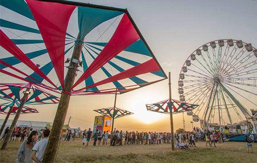 Festival Sudoeste MEO Sudoeste 2016 in Zambujeira do Mar Portugal Festicket