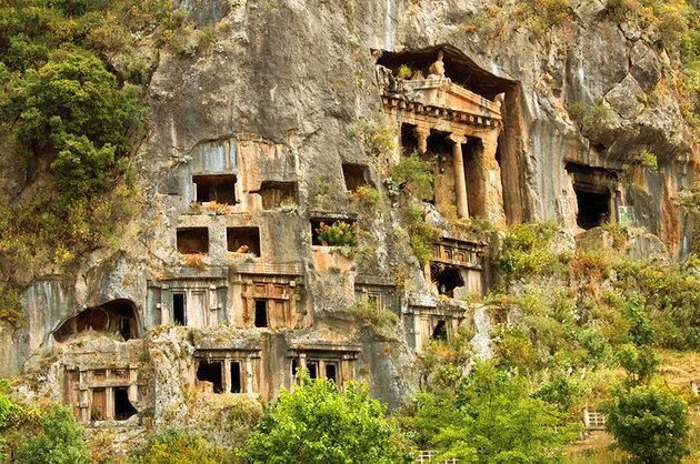 Fethiye Tourist places in Fethiye