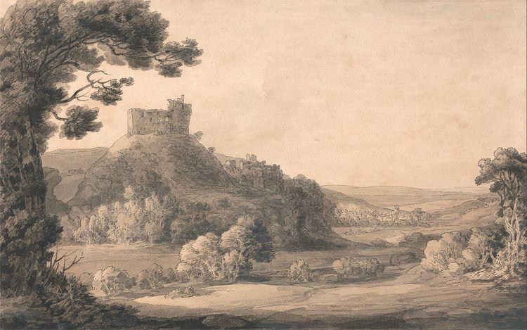 Feudal barony of Okehampton