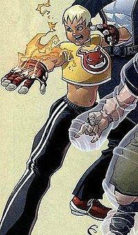 Fever (DC Comics) httpsuploadwikimediaorgwikipediaenthumbf