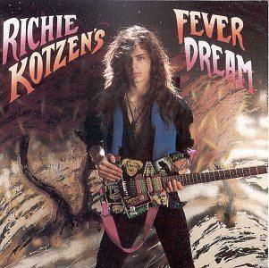 Fever Dream (Richie Kotzen album) httpsimagesnasslimagesamazoncomimagesI5