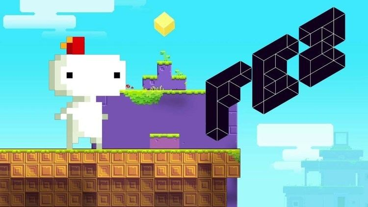 Fez (video game) FEZ Video Game Review YouTube