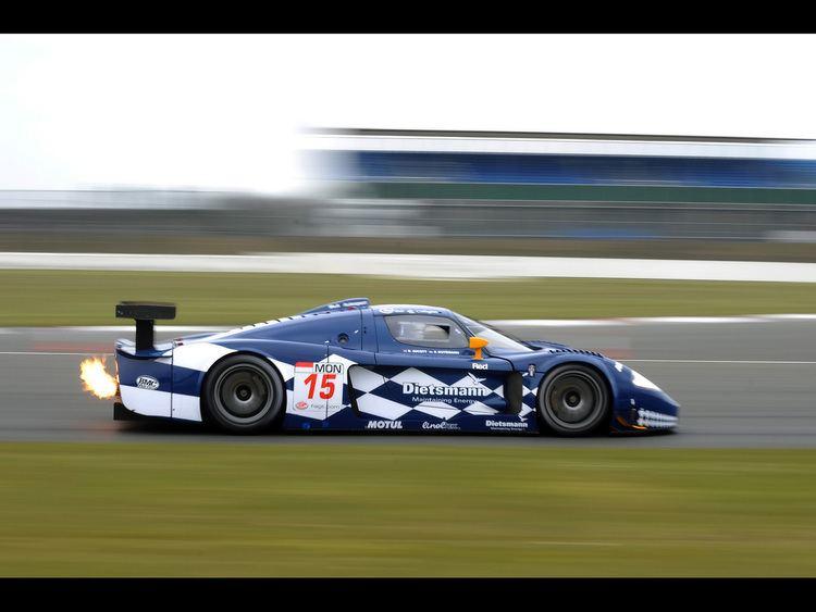 FIA GT Championship 2008 Maserati MC12 FIA GT Championship Silverstone 3 1280x960