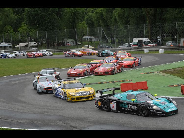 FIA GT Championship 2008 Maserati MC12 FIA GT Championship Monza 3 1920x1440 Wallpaper