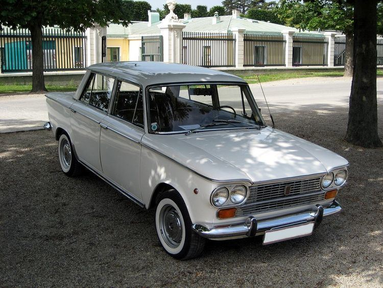 Fiat 1300 and 1500