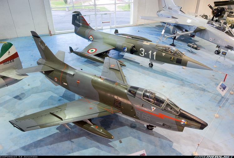 Fiat G.91Y Fiat G91Y Italy Air Force Aviation Photo 0981676 Airlinersnet