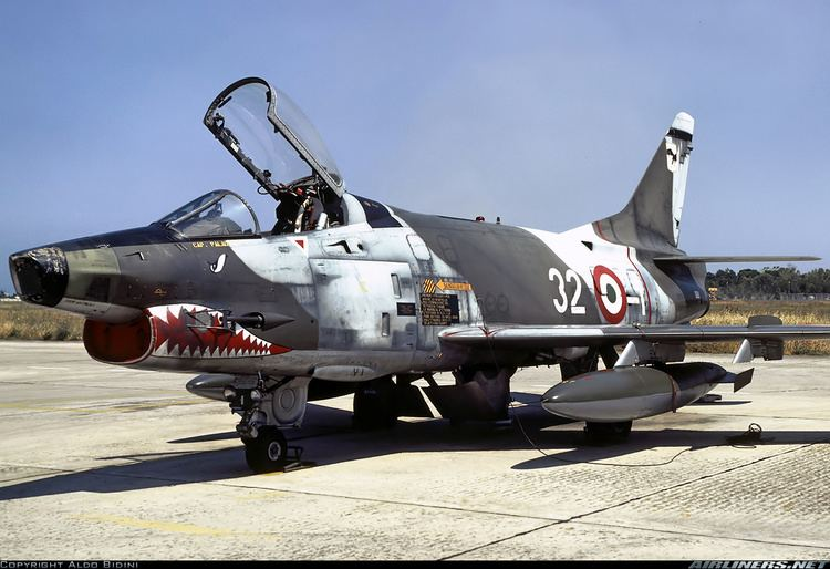 Fiat G.91Y Fiat G91Y Italy Air Force Aviation Photo 1823429 Airlinersnet