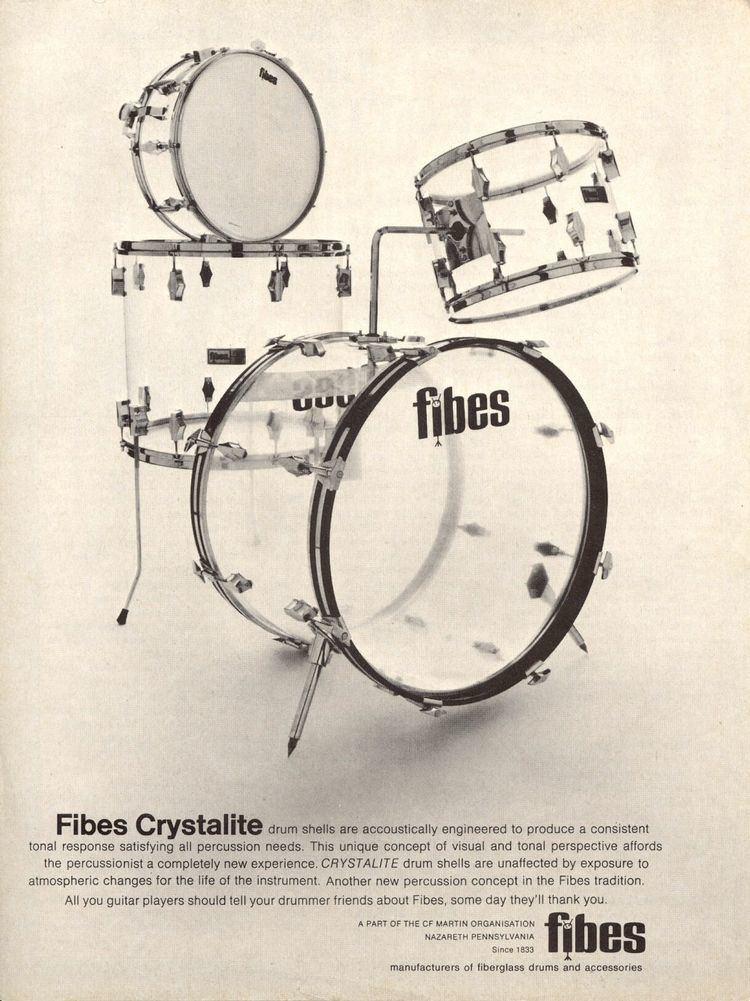 Fibes Drums wwwdrumarchivecomfibesfibesad1jpg