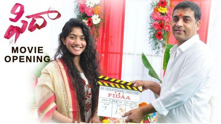 Fidaa Fidaa Movie Launch Varun Tej Sai Pallavi Dil Raju Sekhar