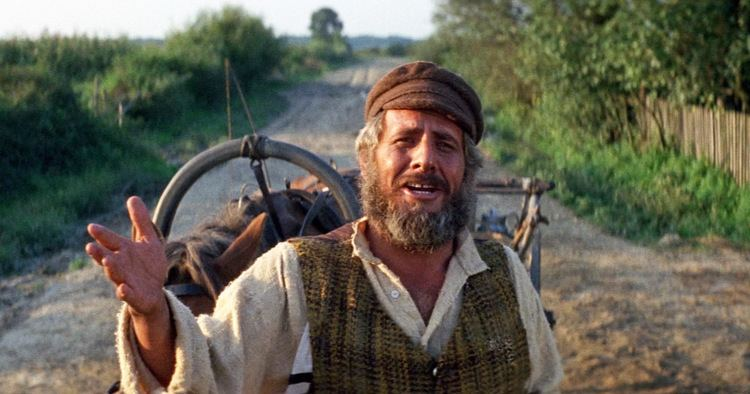 Fiddler on the Roof (film) Fiddler on the Roof and the Movie Behind the Myth The Andrew Blog