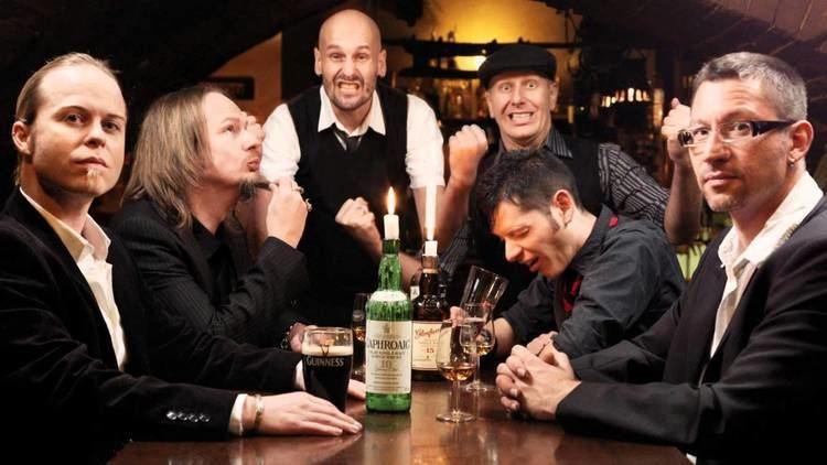 Fiddler's Green (band) Fiddler39s Green Irish Rover YouTube