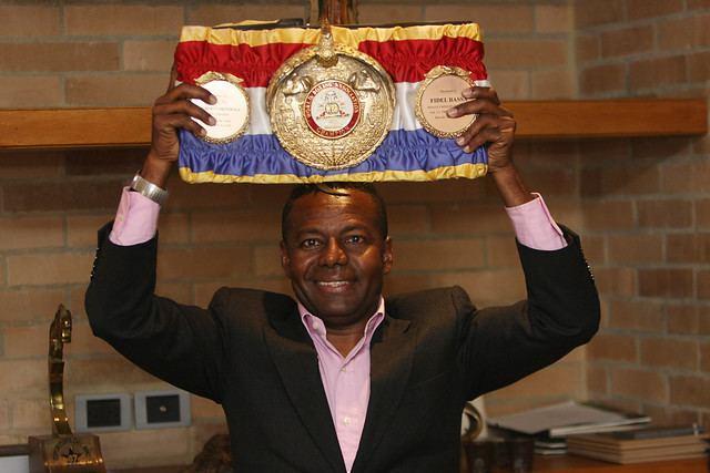 Fidel Bassa Fidel Bassa sus diez mejores rounds boxeador panama