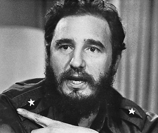 Fidel de Castro Fidel Castro political leader of Cuba Britannicacom