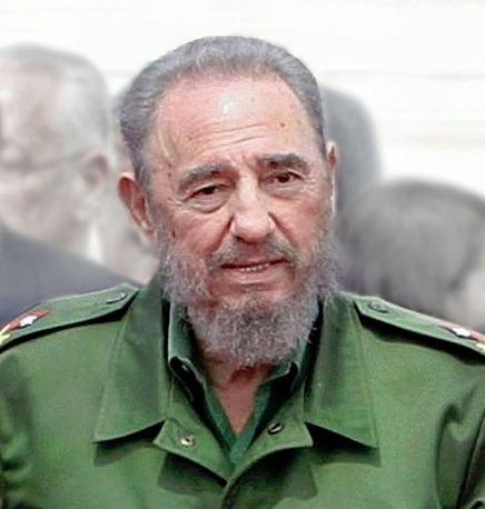 Fidel de Castro Fidel Castro Cuban revolutionary Prominent people
