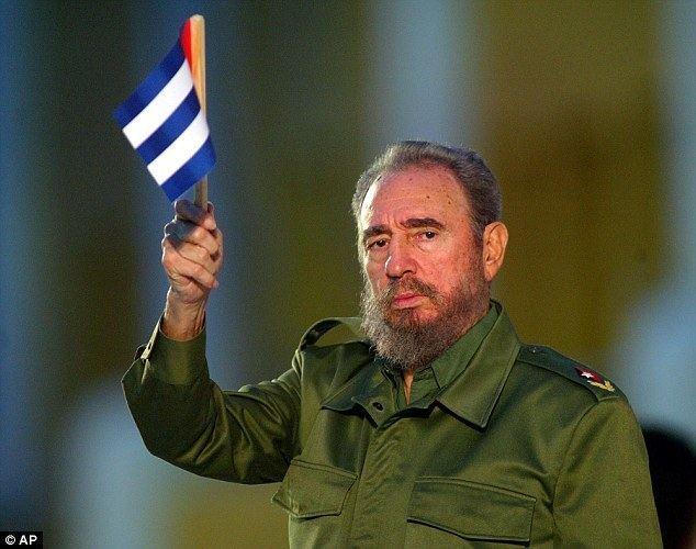 Fidel de Castro Rumours sweep Twitter that Cuba39s former leader Fidel