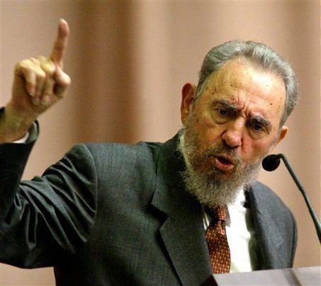 Fidel de Castro Fidel Castro Impacto Latin News