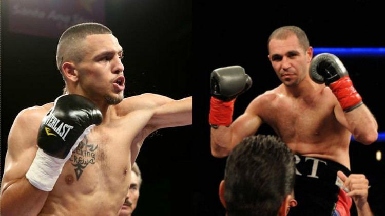 Fidel Maldonado Fidel Maldonado Jr vs Art Hovhannisyan May 20 in Indio Springs