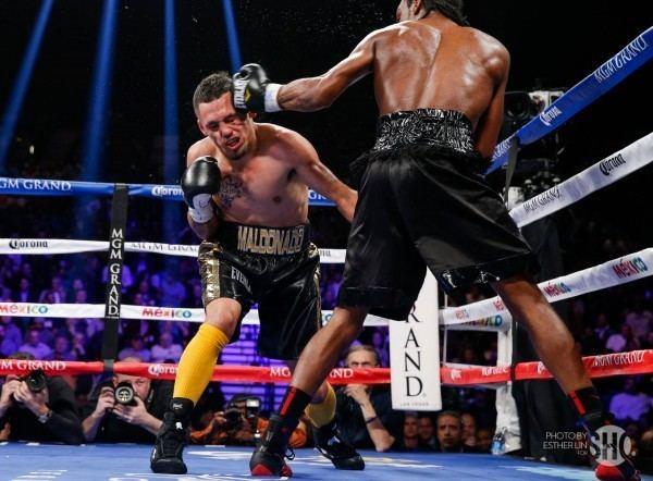 Fidel Maldonado Amir Imam KOs Fidel Maldonado Jr in 5th Round of Tough Fight