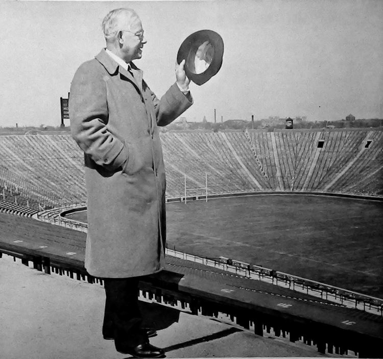 Fielding H. Yost What makes the Big House so unique and so special a