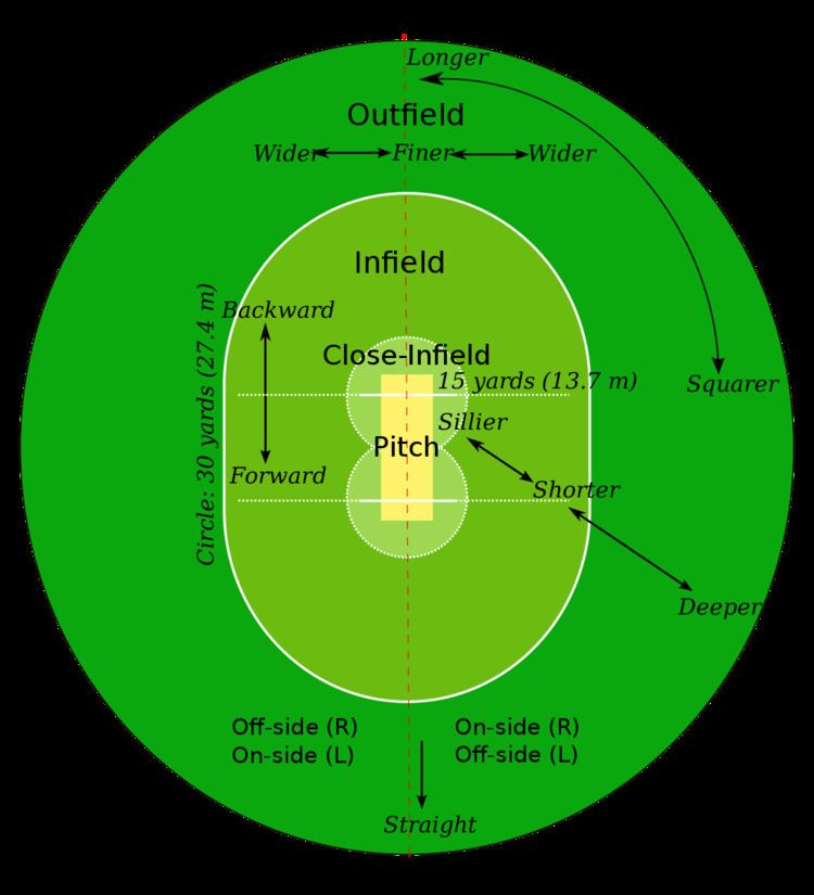 Fielding restrictions (cricket)
