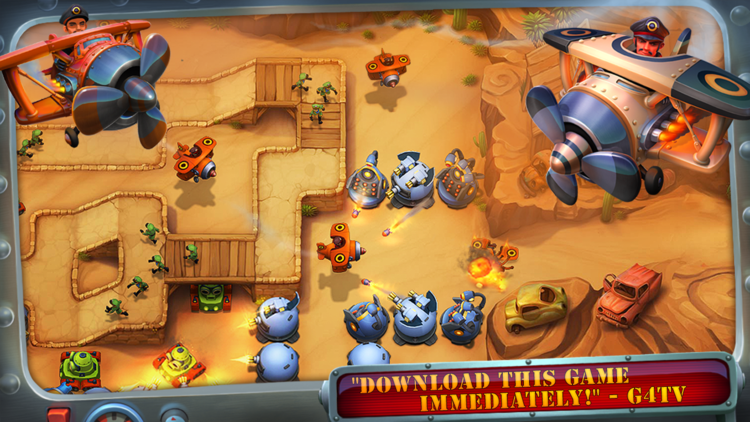 Fieldrunners Fieldrunners 2 Android Apps on Google Play