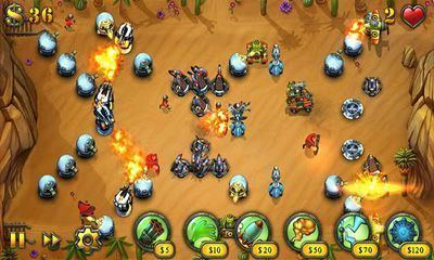 Fieldrunners Fieldrunners Android apk game Fieldrunners free download for tablet
