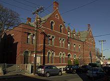Fields Corner Municipal Building httpsuploadwikimediaorgwikipediacommonsthu