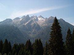 Fiemme Mountains httpsuploadwikimediaorgwikipediacommonsthu