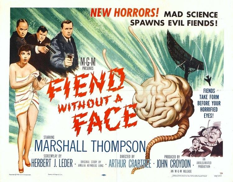 Fiend Without a Face It Truly Is a Fiend Without a Face 1958 The Telltale Mind