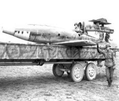 Fieseler Fi 103R Reichenberg Fieseler Fi 103R Reichenberg Manned V 1 Flying