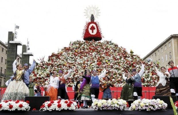 Fiestas del Pilar Natui naturaleza creativa Las Fiestas del Pilar curiosidad y