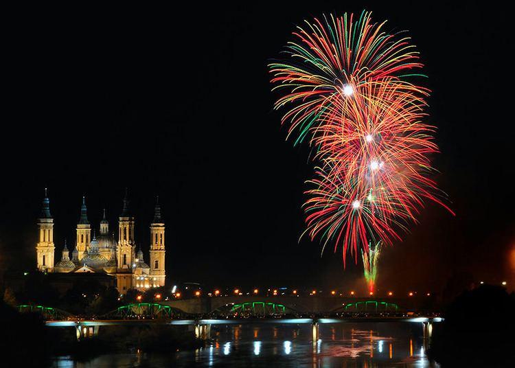 Fiestas del Pilar FIESTAS DEL PILAR 2016 PAR ZARAGOZA COMITE MUNICIPAL