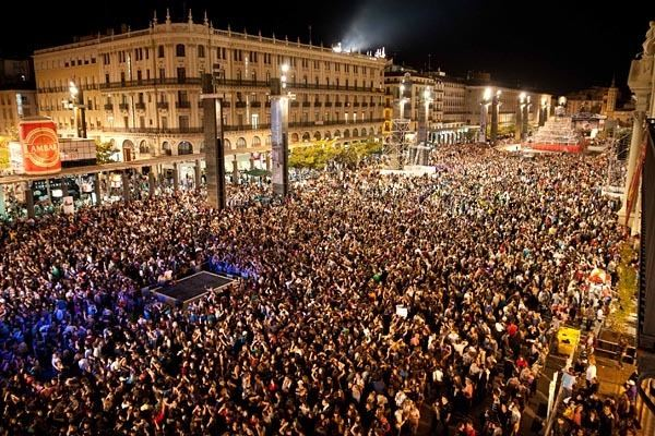 Fiestas del Pilar Fiesta del Pilar A national party in Zaragoza