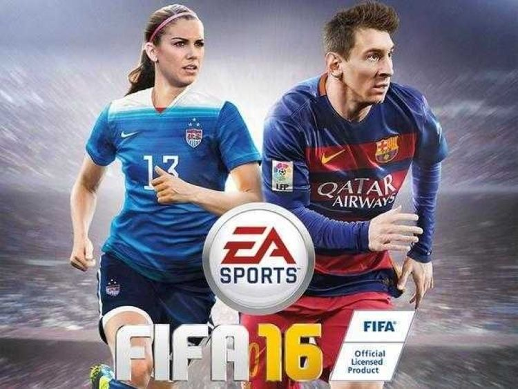 FIFA (video game series) Women Football Stars To Make Debut On FIFA Video Game Cover NDTV